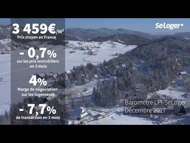 Baisse Des Prix Immobiliers Ventes Au Ralenti 2017 A Fini Moins