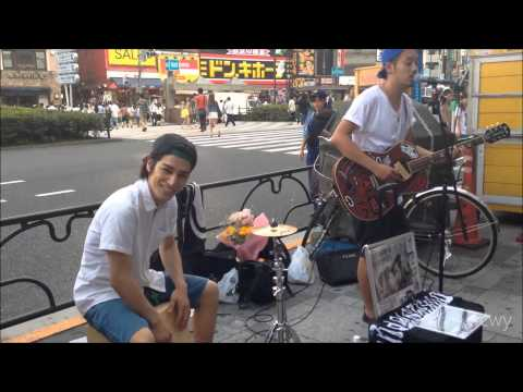 ROOKiEZ is PUNKD Street  in Ikebukuro  コンプリケイション(アコースティック)