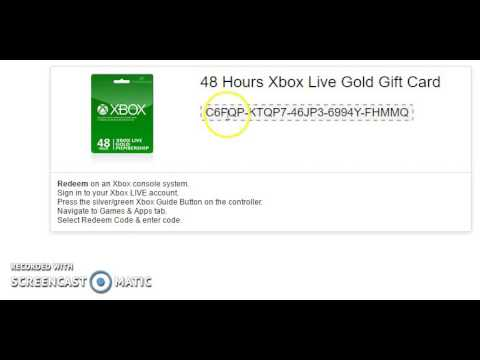 6th code for the 48 hour xbox live trial giveaway first. Black Bedroom Furniture Sets. Home Design Ideas