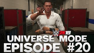 WWE 2K19 | Universe Mode - 'RICOCHET CASHES IN!' | #20