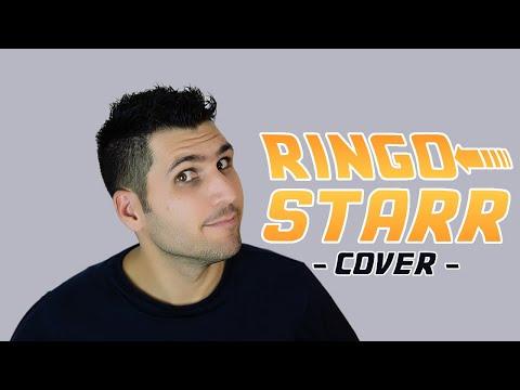 RINGO STARR - Pinguini Tattici Nucleari COVER - Sanremo 2020