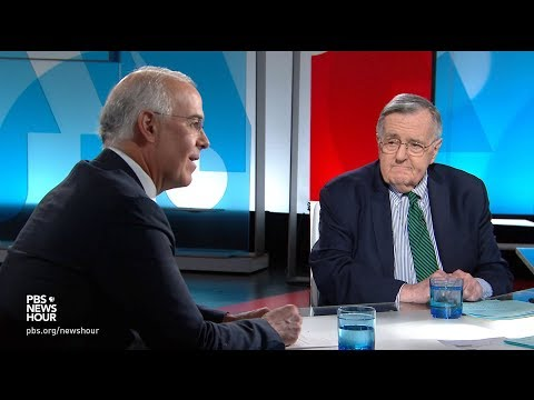Shields and Brooks on Cohen testimony, North Korea summit