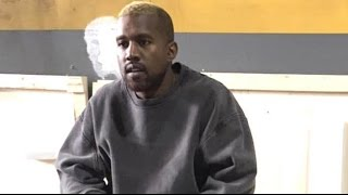 Kanye West seen for the first time since release from hospital