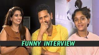 Lakshmi Movie FUNNY Interview | Prabhu Deva | A. L. Vijay | Ditya Bhande |  Daily Culture