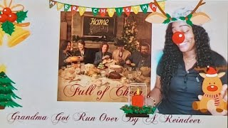 Full of cheer- Home free reaction