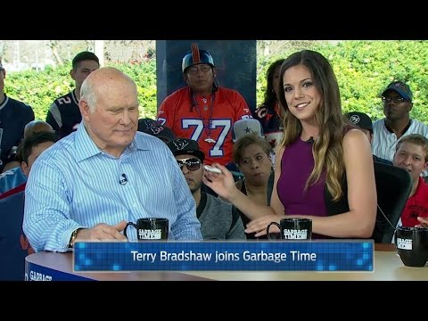 Terry Bradshaw on His Steelers vs. Brady's Pats and QB Success
