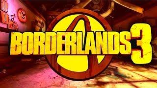 My Borderlands 3 Wishlist!