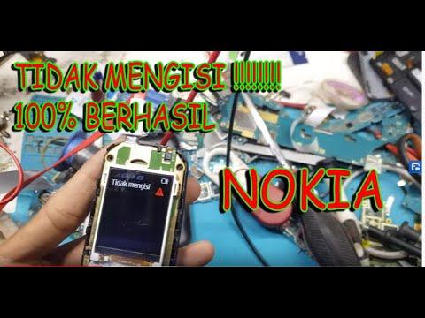 Tidak Mengisi⛔⛔ Solusi Cas Nokia 105 Ta-1034, 105 Old, 105 New .