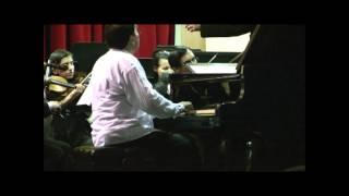 Carlos Surinach Concertino Movt 3 Mac McClure Piano