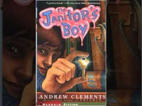 Andrew Clements   The Janitor's