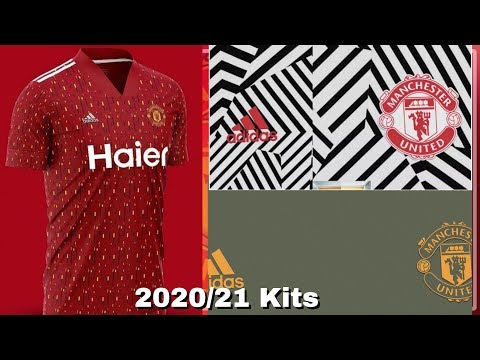 manchester united 2020 21 home away third kits leaked youtube manchester united 2020 21 home away