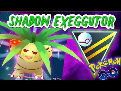 Shadow Exeggutor Shadow Exeggutor Confuses The Opponent In Premier Ultra Go Battle League In Pokemon Go Youtube shadow exeggutor confuses the opponent in premier ultra go battle league in pokemon go