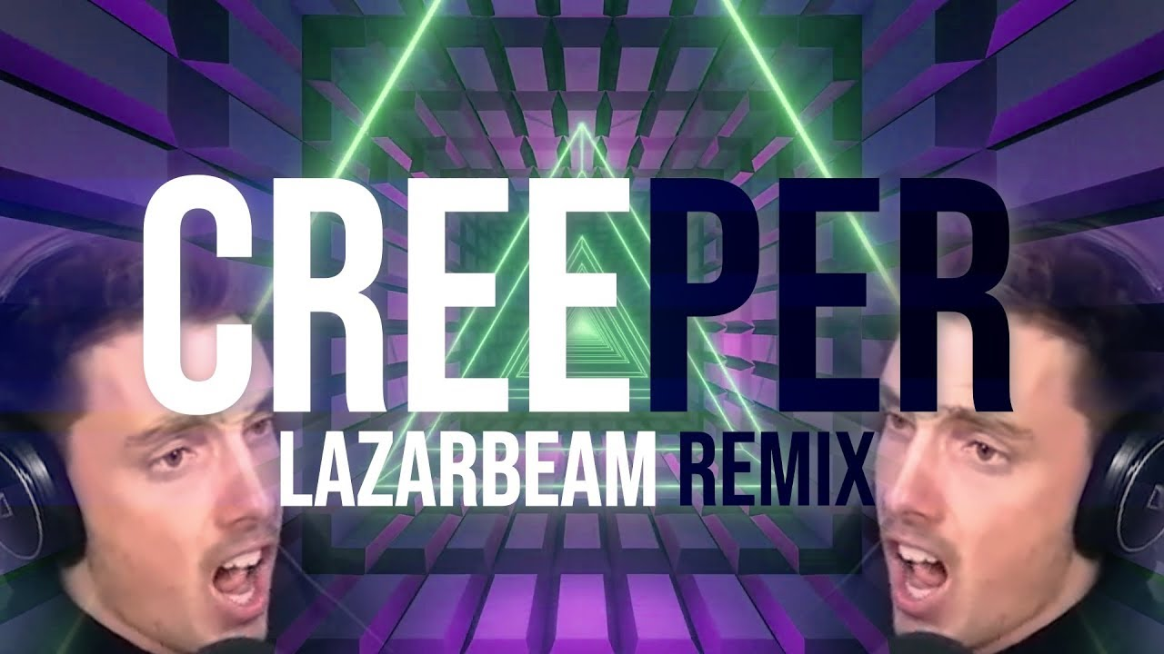 Creeper Thunderdome Song Lazarbeam Remix Song By Endigo Youtube