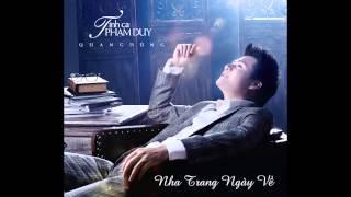 Quang Dũng - Nha Trang Ngày Về (Audio)