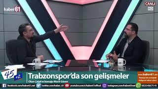 Göztepe-Trabzonspor maçı öncesi son gelişmeler