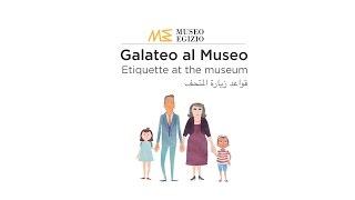 Galateo al museo - Museum etiquette