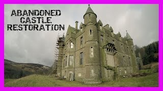 Commentary - Balintore Castle Restoration - Abandoned Scotland