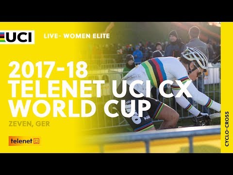 2017-18 Telenet UCI Cyclo-cross World Cup – Zeven (GER) Women Elite