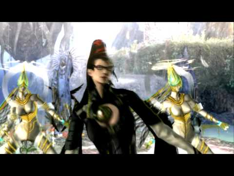 Bayonetta - Let's Dance Boys! [HD]