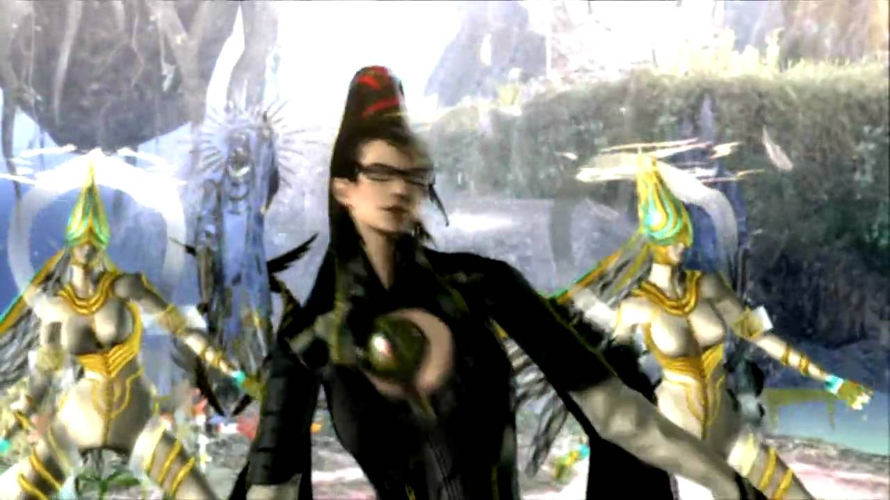 how to do the bayonetta dance