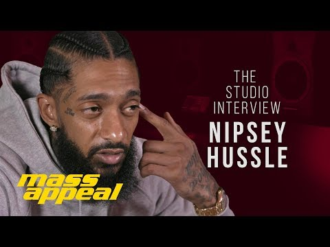 The Studio Interview with Nipsey Hussle | Breaks Down 'Victory Lap' and Overcoming His Obstacles