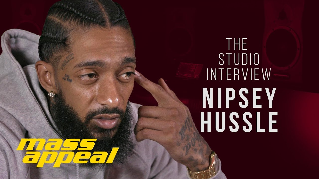 The Studio Interview with Nipsey Hussle | Breaks Down 'Victory Lap' and Overcoming His Obs