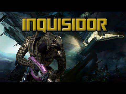 Que paso con el Inquisidor después de Halo 3 - Parte 1