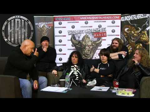 Blitzkrieg Interview Straight From Hard Rock Hell 12
