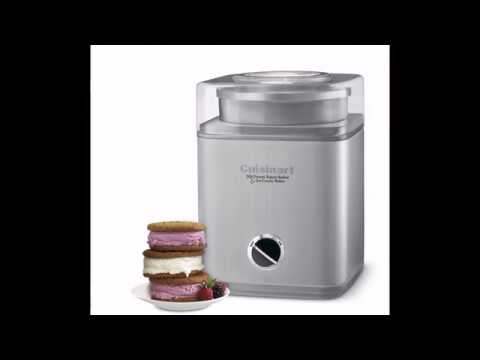 Cuisinart Ice-30BC Review Ice Cream Maker