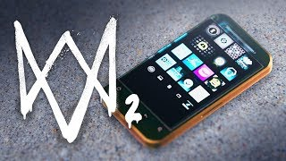 Watch Dogs 2 Aiden Pearce Phone Easter Egg thumbnail