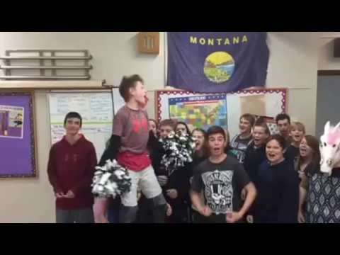 Eureka Middle School-Montana - Intro. Video submission