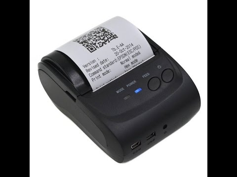 BitHappy - Printing with Bluetooth Thermal Printer