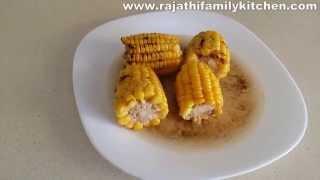 steamed pepper butter corn rfk             Episode  122
