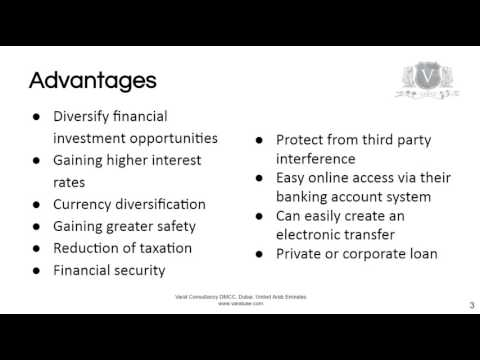 Offshore Banking Services | Consider For Investment Gains