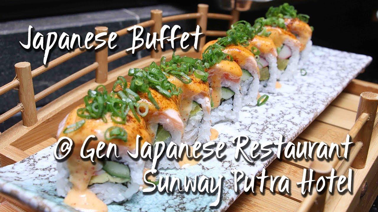 Japanese Buffet @ Gen, Sunway Putral Hotel   eRayn3
