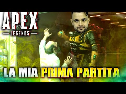 Apex Legends : la Mia Primissima Partita