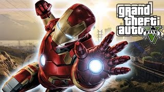 GTA 5 PC - Аз съм Iron Man