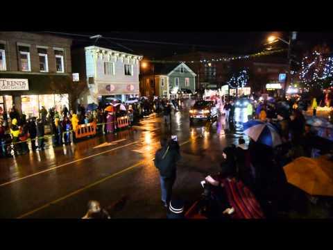 2014 Exeter NH Holiday Parade High Definiton