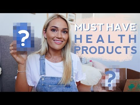7 Natural Health Products To Upgrade Your Life In 2019 II Feel fit and healthy!!