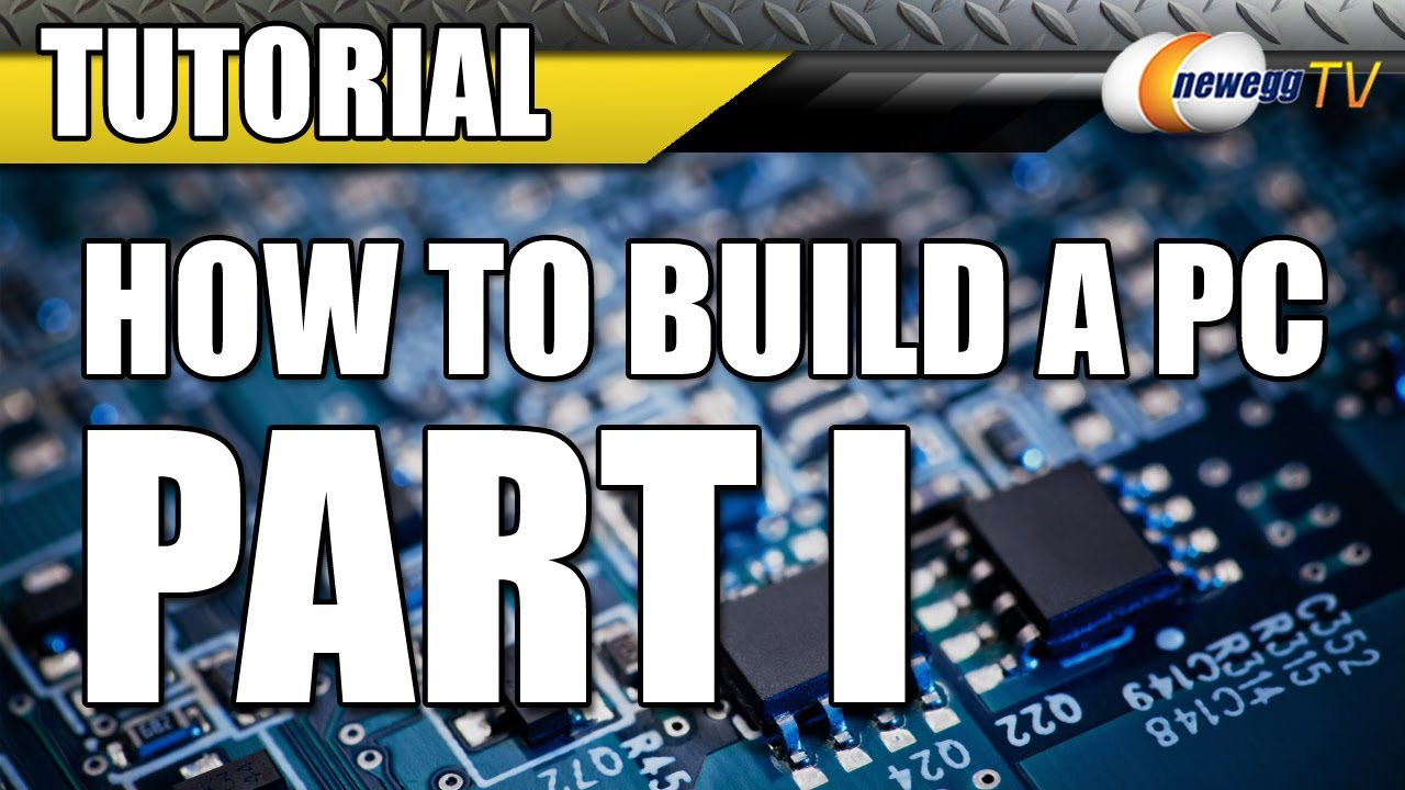 How to assemble pc