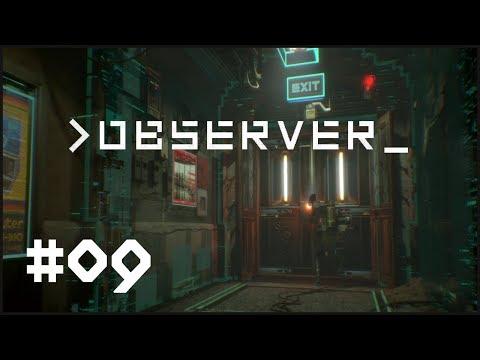 Observer #09 - Fembot