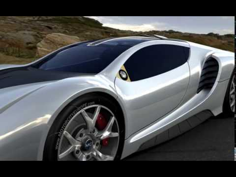Mce Motorcity Europe Mc1 Supercar Video 2