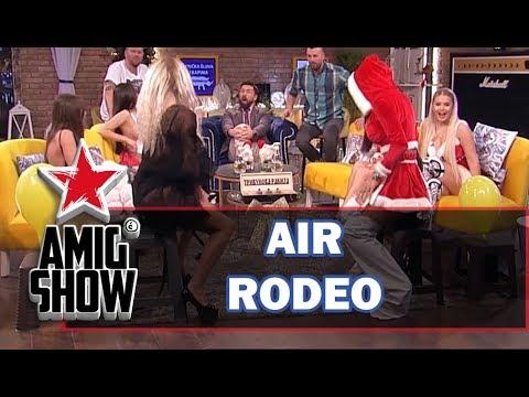 Air Rodeo – Zadrugarke (Ami G Show S12)