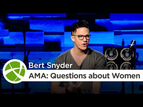 Empowering Women in Church | Ask Me Anything: Questions About Women | Bert Snyder
