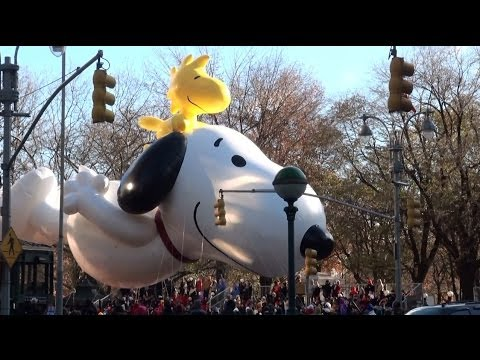 Macy's Thanksgiving Day Parade 2013 [HIGHLIGHTS]