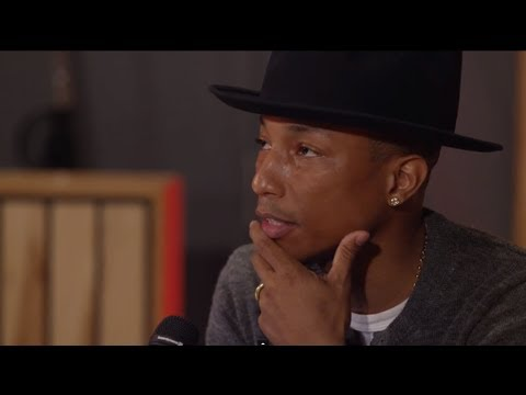 Pharrell Plays His New Album  G  I  R  L. Hosted By Red Bull Studios, The GRAMMY®s, And I Am OTHER.