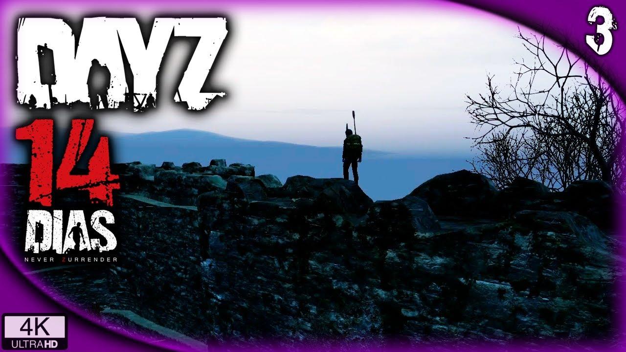 DayZ - 14 Días #3 | EL CASTILLO | DayZ Gameplay Español