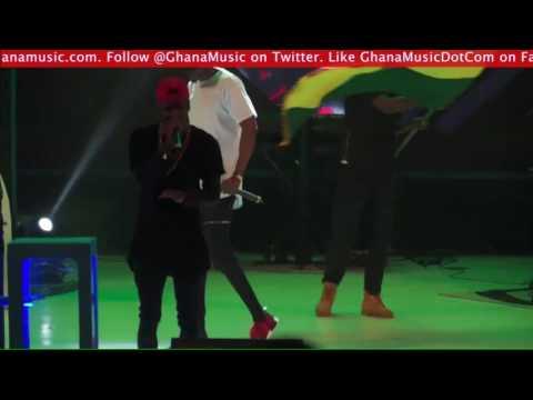 EL  - Performance @ TiGO Ghana Meets Naija 2016 | GhanaMusic.com Video
