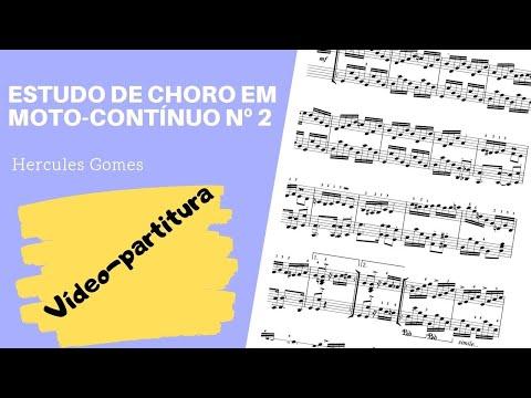 "<span class=""title"">ESTUDO DE CHORO EM MOTO CONTINUO 2 |VIDEO PARTITURA|</span>"