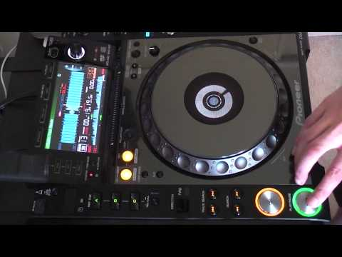 CDJ Slip Mode Tutorial / Demo